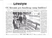 Ramp Building News Article
